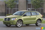 2010 Dodge Caliber Preview