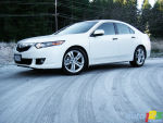 2010 Acura TSX V6 TECH Review
