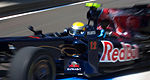 F1: Toro Rosso effectue les crash-tests de la STR5 2010