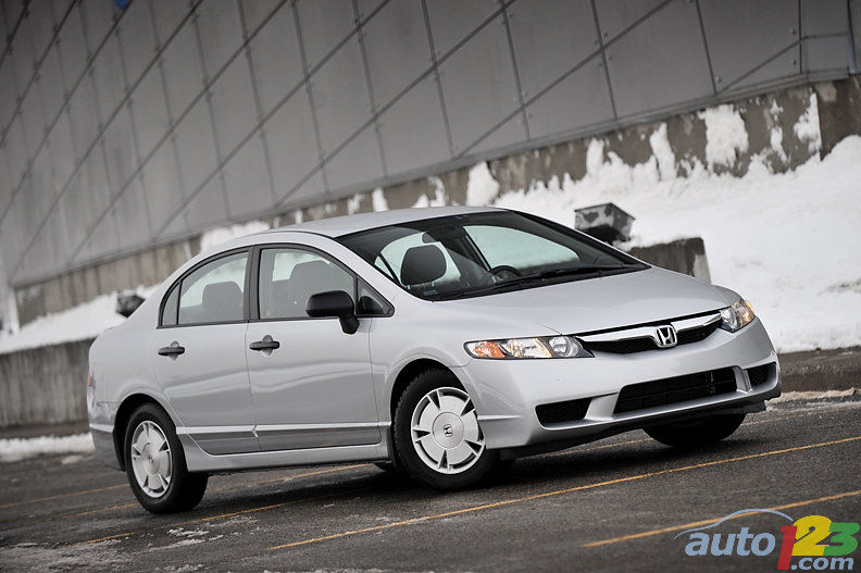 2010 Honda Civic Dx G Sedan Review Editor S Review Car