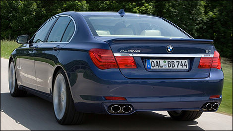 2011 BMW ALPINA B7 Sedan | Car News | Auto123