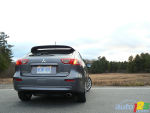 2010 Mitsubishi Lancer Sportback GTS Review (video)