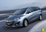 Geneva Motor Show 2010: All-New Mazda5