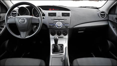 Elegant 2010 Mazda 3 GX Review