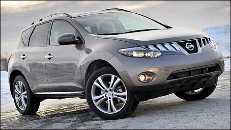 Superior The Murano Is A Competent Vehicle Overall.