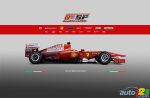 F1: Photo gallery of the new Ferrari F10 Formula 1 car