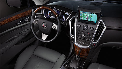 2010 Cadillac SRX4 Performance Review Editor's Review ...