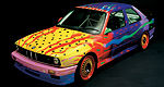BMW Art Car : Jeff Koons créera sa propre version