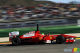 F1: It's Ferrari ahead of Sauber, again