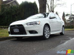 2009 Mitsubishi Lancer Ralliart Review