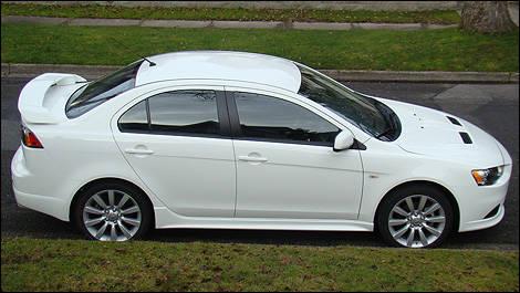 2009 Mitsubishi Lancer Ralliart Review Editor's Review | Car