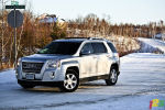 2010 GMC Terrain SLT Review (video)