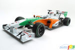 F1: Force India reveals 2010 car VJM03 (+photos)