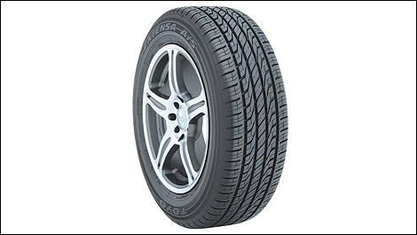 Toyo Tires Introduces New High Value Extensa Tm A S All Season