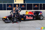 F1: Album photo et sp�cifications techniques de la Red Bull RB6