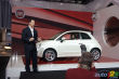 2010 Toronto Autoshow: Chrysler Canada unveiled the Fiat 500