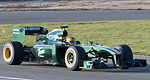 F1: Album photo de la Lotus-Cosworth T127 de Formule 1