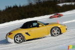 Drive a Porsche in winter? Yes you can