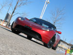 2010 Tesla Roadster S First Impressions