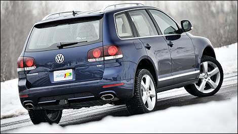 2010 Volkswagen Touareg Tdi Review