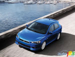 2010 Mitsubishi Lancer Sportback Preview