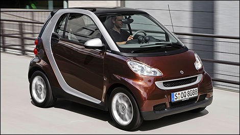 2010 Smart Fortwo Edition Highstyle Review