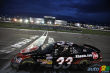 NASCAR:Kevin Harvick wins despite pit problems; Danica crashes