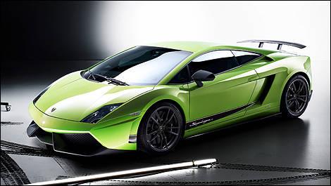 Lamborghini Gallardo Lp 570 4 Superleggera Is The New Top Model