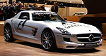 2010 Geneva Autoshow: BlueTEC, BlueEFFICIENCY, BlueTEC Hybrid, until we're blue in the face! And a swank SLS AMG F1 Safety Car...