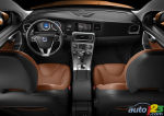 2011 Volvo S60 : uncompromising quality and sportiness elevated to new levels