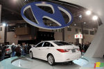 2010 Quebec Auto Show: Record-breaking crowd puts Hyundai further ahead!