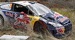 Rallye: Photos de la Citroën C4 WRC accidentée de Kimi Räkkönen