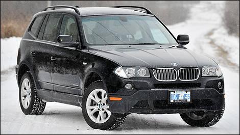 2010 BMW X3 28i XDrive Review