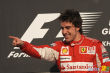 F1 Bahre�n: Album photo de la 1�re victoire de Fernando Alonso chez Ferrari