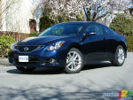 2010 Nissan Altima Coupe 3.5 SR Review