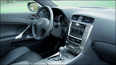 2010 lexus is 250 review editor's review | car reviews | auto123