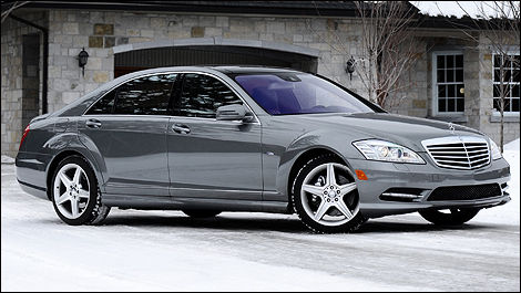 The S400 Hybrid 2010 Is A Leaner And Cleaner Alternative To Regular V8 Ed Luxury Liners Photo Matthieu Lambert Auto123