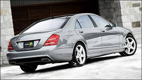 2010 Mercedes Benz S400 Hybrid Review