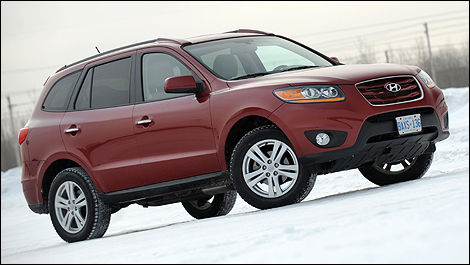 2010 Hyundai Santa Fe 3.5 Limited Review