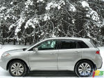 2010 Acura RDX TECH Review (video)
