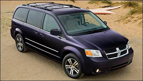2010 Dodge Grand Caravan Sxt Review Editor S Review Car