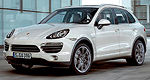 2010 New York Autoshow: The Cayenne grows in size and stature and in power and in green...