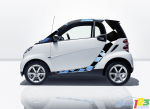 New Stickers and BRABUS Accessories for smart fortwo Owners