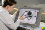 The heritage behind Mercedes-Benz wheel design
