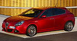 Alfa Romeo Giulietta makes its debut