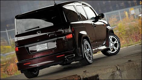 2010 honda element sc i01 - 2010 Honda Element Sc
