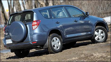 Toyota Ravwd V Review