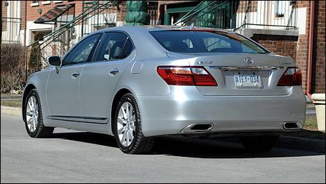 2010 Lexus LS 460 L AWD Review