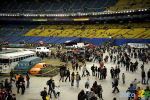 Photo gallery of the Monster Trucks Spectacular in Montreal