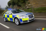 First Ever Police-spec XF Is About To Go On Patrol